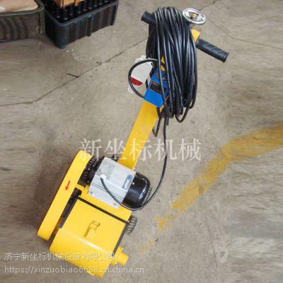 振鹏机械设备轮船甲板除锈机除锈宽度200 mm