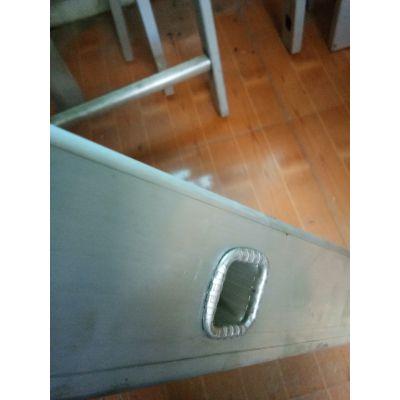 梯子旋铆机,爬梯对铆机,武汉瑞肯JM16D梯子铆接机