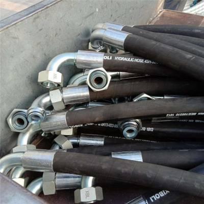 河北主营液压打包机油管 油罐车加油机胶管 铠装防火高压胶管批发