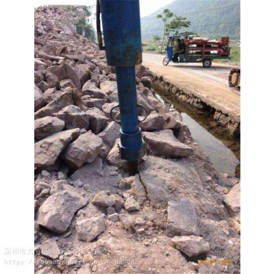 大理石静态开采工具 岩石致裂器 机载开山机规格