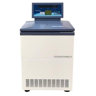 实验室DL7M-12L落地式冷冻离心机 6*2400ML立式水平冷冻离心机