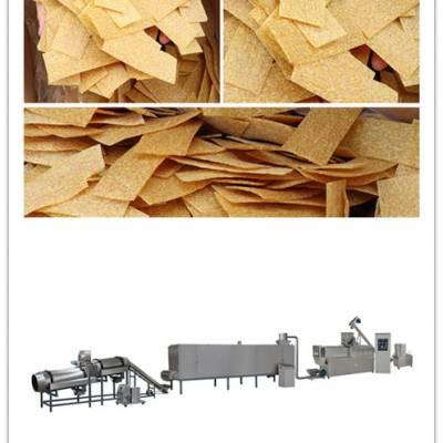 苦荞片调味设备 苦荞片膨化机设备厂商