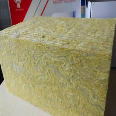 专业生产70MM厚A级国标外墙岩棉板