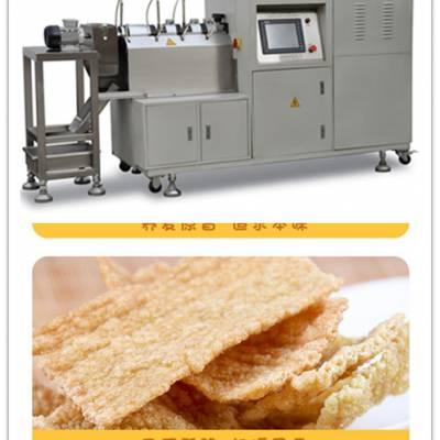 海南生产苦荞片设备 苦荞片挤压膨化机