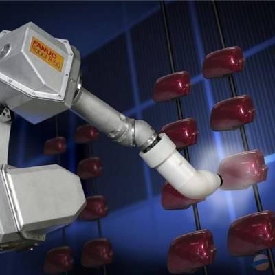 机器人喷涂系统-机器人喷涂- 常州柯勒玛智能3