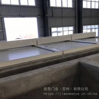 安徽省六安市铝合金硬质快速升降门安装