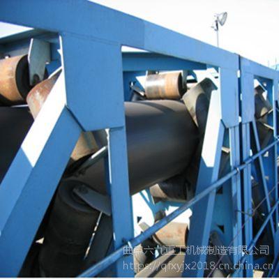 连云港管式带状输送机 节省空间变频调速