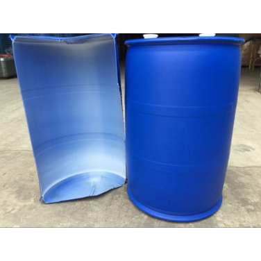 外蓝内白双层塑料桶容积200L保证液体安全化工桶