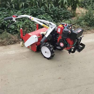 亚博国际真实吗机械 大功率果园碎草机 汽油自走式灭草机 自走式除草碎草机厂家