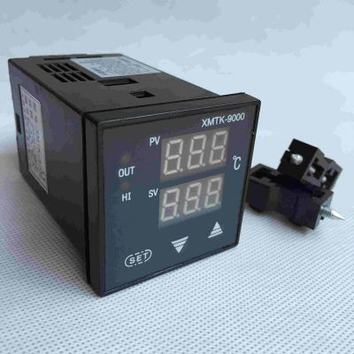 XMTK-9000系列 XMTK-9702智能数字显示温控调节仪