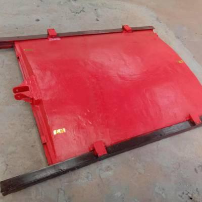 200*200弧形铸铁闸门价格 拱形铸铁闸门的工作原理 质量可靠
