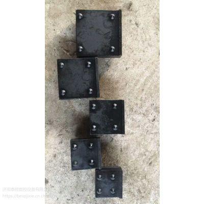供应济南泰顺品牌母线排标准四孔冲打点模具,母线四孔打点标准定位模具厂家