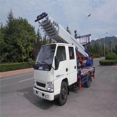江铃16-45米云梯搬家车多少钱16-45米云梯传送车厂家