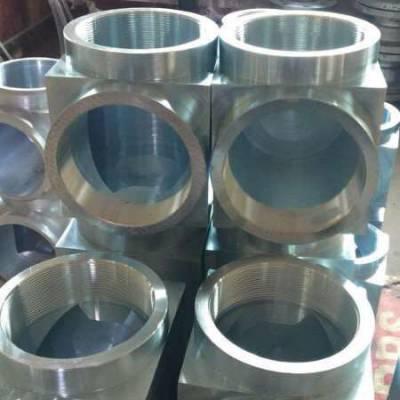 中大三通G 君道 DN15-DN150 方体 20号锻钢 内外镀锌 耐高压 改变流向压力流量