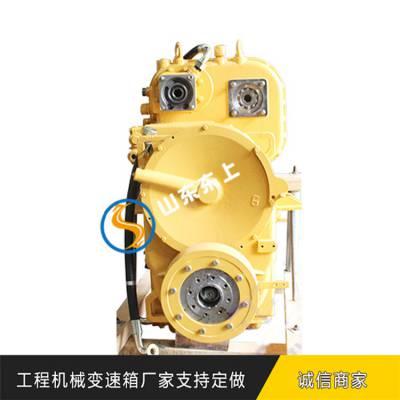柳工50铲车潍柴发动机打气泵天津批发山工669装载机变速箱