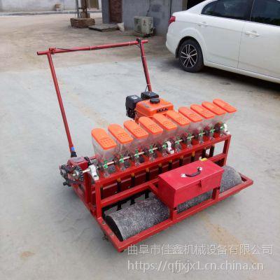 拖拉机带动的播种机 佳鑫牌多功能精播机 油菜施肥播种机