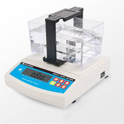 PP塑料粉末密度测试仪 PP聚氯乙烯比重测试仪DA-300M