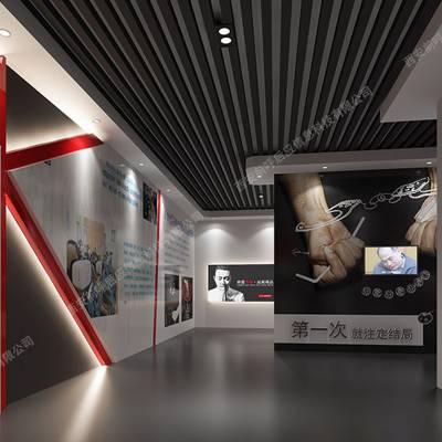 数字化禁毒宣传展馆,智能化禁毒项目设备公司,禁毒电子展览馆高科技设备