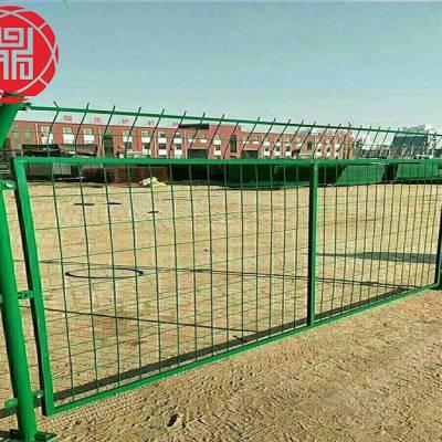 广州铁路围栏网 框架护栏网 养殖场围栏网生产厂家低碳钢丝浸塑公路护栏网