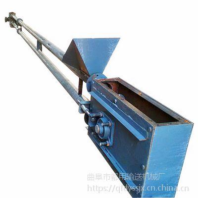 不锈钢管链输送机 定做管链输送机厂家 粉末管链输送机
