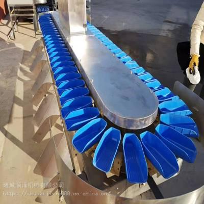猕猴桃重量分级机 猕猴桃重量分选机 猕猴桃称重分选设备