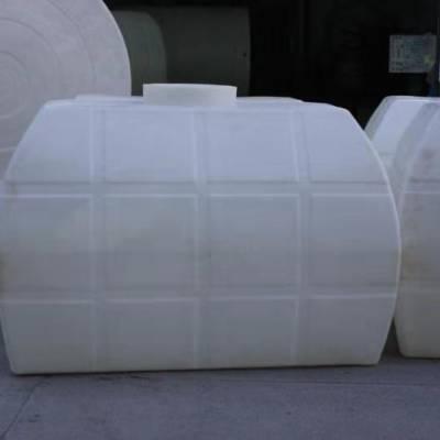 重庆4吨车载运输水罐 赛普塑料储水罐4000升运输桶价格