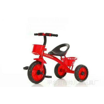 儿童三轮车脚踏车宝宝手推车小孩自行车玩具单车2-6岁童车