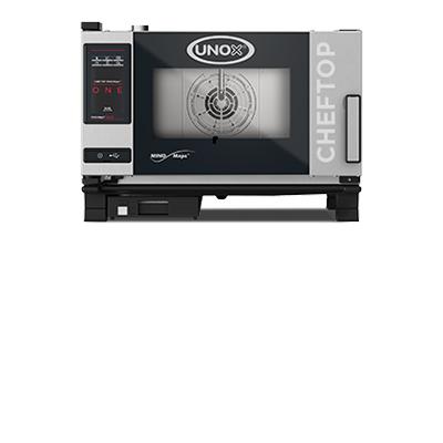 意大利3层蒸烤箱UNOX XEVC-0311-E1R