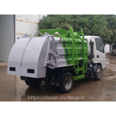 东风大多利卡6吨潲水泔水餐厨垃圾车