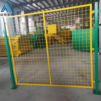 厂区框架围栏网/仓储分拣区防护网