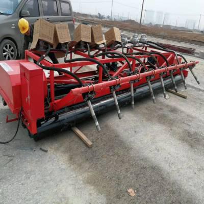 厂家直销混凝土摊铺机 4.5米振捣梁 路面排阵一体机
