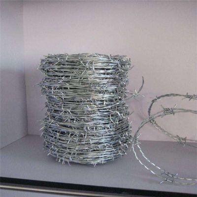 带刺铁线 刺绳厂家 刺绳大量现货