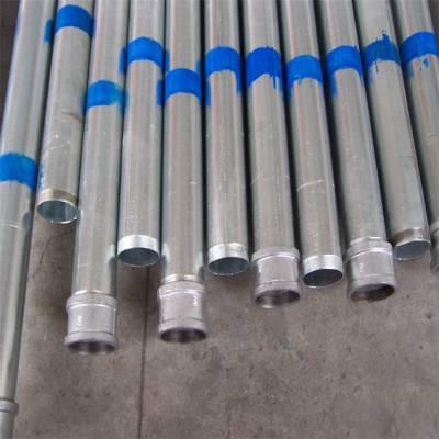 重庆q235B镀锌钢管国标厚度消防管厂家直销