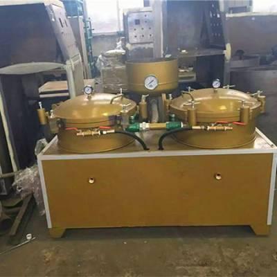 哪的气压式滤油机好-河北气压式滤油机-富恒重工机械设备