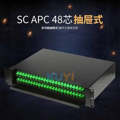 中国电信48芯终端盒