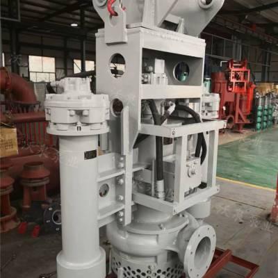 黑龙江WJY50kw液压泵 挖机抽沙泵 使用耐磨材质