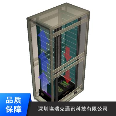 批发供应医院微模块机房五联柜__埃瑞克简化运维一体化智能服务器机柜