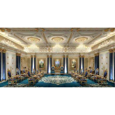 赤峰国宾馆grg装饰