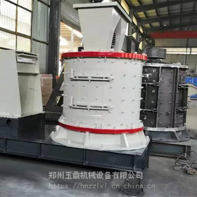工厂直销复合式破石机 玉鼎新型板锤打砂机 移动式多功能石头粉碎机