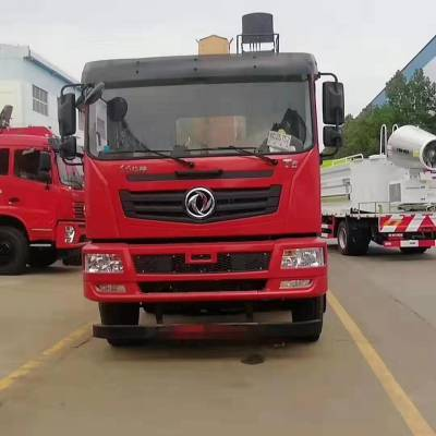 乐山石煤14吨随车吊,货箱8.5米,玉柴290马力发动机