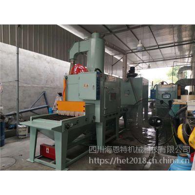 四川铝型卷材自动喷砂机