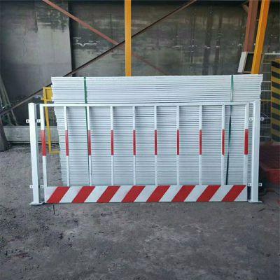 基坑泥浆护栏 工地安全围栏网 方管工地护栏网