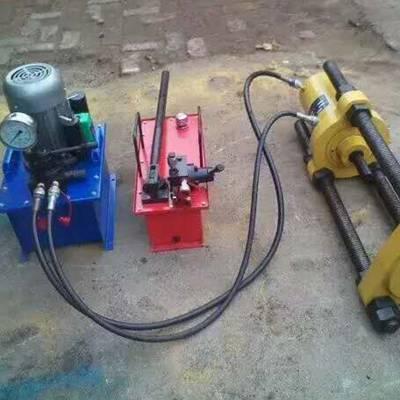 履带拆装机 工程挖掘机维修专用机械 拆销机 压链机