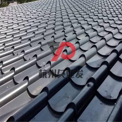 泉州铝镁锰板金属屋面琉璃瓦生产厂---以人为本
