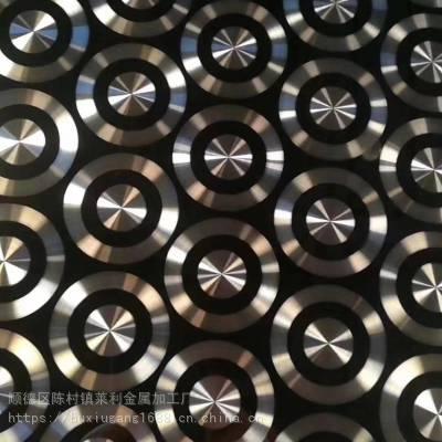 高档欧式不锈钢KTV门板 201玫瑰金不锈钢压花板 杭州KTV包厢门板