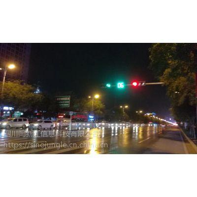 JD400-3国标交通信号灯红绿灯四川厂家直供