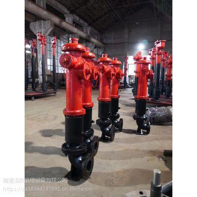 快开调压防撞自泄 消火栓SSFT100/65-1.6 SSFT150/80/65-1.6