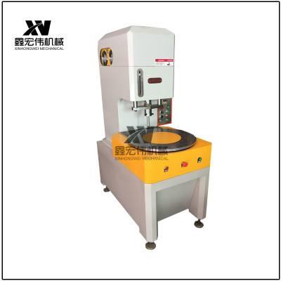20T多工位转盘式液压机 单柱转盘式数字压装机 分度盘液压机