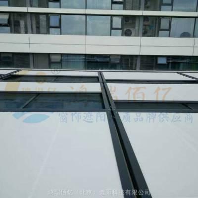 衡水定做天幕棚厂家 衡水阳光房采光顶电动遮阳天幕 衡水天幕棚