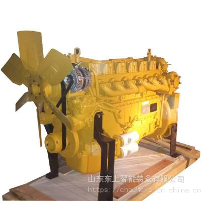 潍柴WP10G220E22柴油机 龙工50装载机专用柴油机 220马力